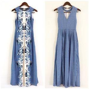 Anthropologie Dresses - Anthropologie Ranna Gill Chameli Floral Maxi Dress